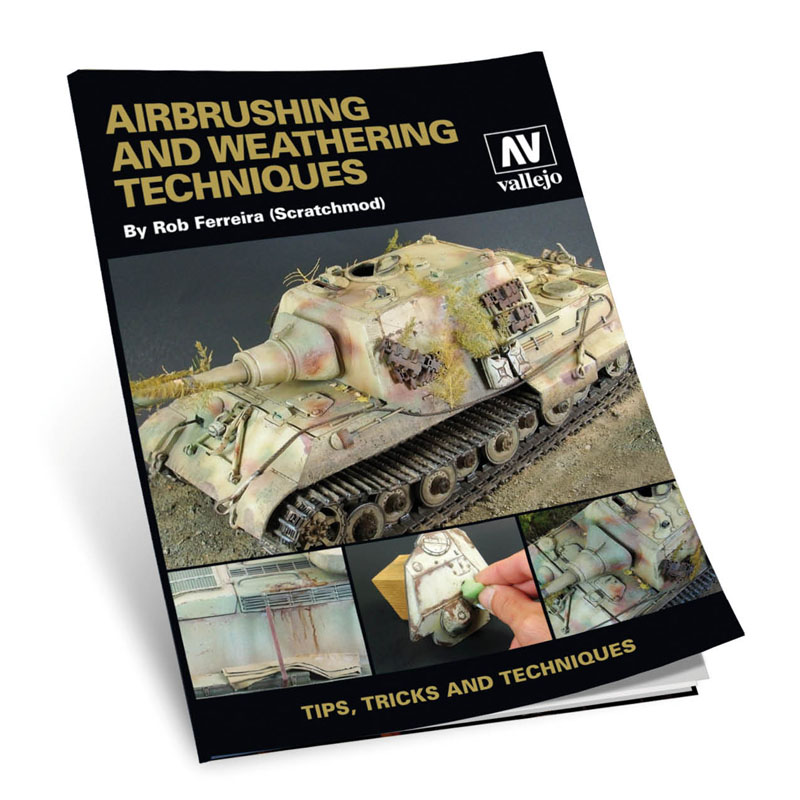 Vallejo Books - Airbrush & Weathering Techniques